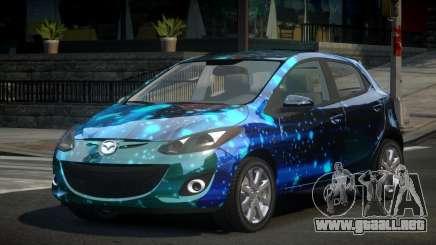 Mazda 2 U-Style S3 para GTA 4