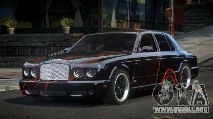 Bentley Arnage Qz S2 para GTA 4