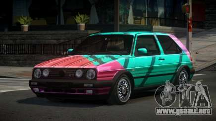 Volkswagen Golf BS Tuning S6 para GTA 4