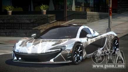 McLaren P1 BS S1 para GTA 4