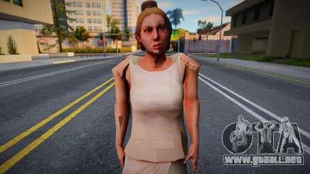 Female Civilian 1 God of War 3 para GTA San Andreas