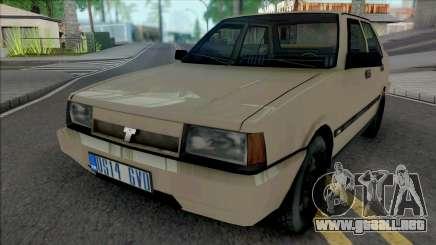 Tofas Sahin Low Poly SA Style para GTA San Andreas
