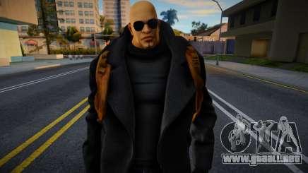 Craig Survival Big Coat 4 para GTA San Andreas