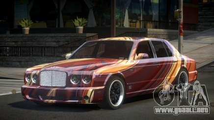 Bentley Arnage Qz S4 para GTA 4