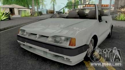 Renault 19 Cabriolet para GTA San Andreas