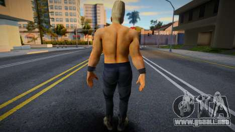 Paul New Clothing para GTA San Andreas