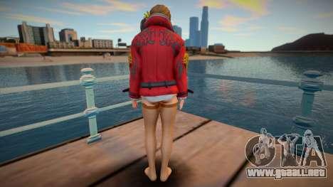Sexy girl 1 para GTA San Andreas