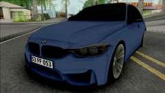 BMW 3-er F30 M Sport para GTA San Andreas