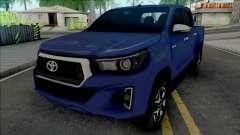 Toyota Hilux SRX 2019