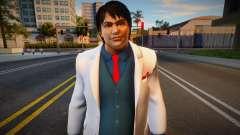Man skin 2 para GTA San Andreas
