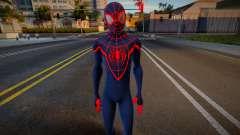 Miles Morales Suit 4 para GTA San Andreas