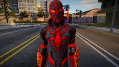 Miles Morales Suit 7 para GTA San Andreas