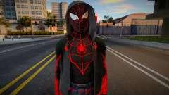 Miles Morales Suit 8 para GTA San Andreas