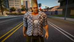 Paul Gangstar 2 para GTA San Andreas