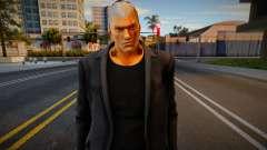 Bryan Become Human Suit 1 para GTA San Andreas