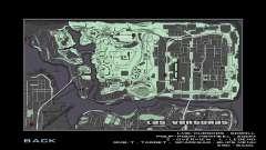 Nuevo radar y mapa