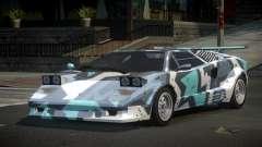 Lamborghini Countach 25th S9