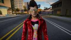 Travis Touchdown (No More Heroes 2) para GTA San Andreas
