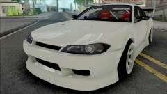 Nissan Silvia S15 (Handling Setup Drift)