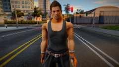 Brad Burn Tagger Boy 17 para GTA San Andreas