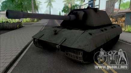E-100 from WoT para GTA San Andreas
