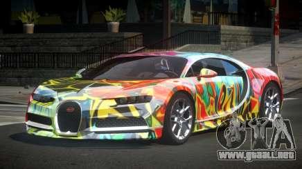 Bugatti Chiron U-Style S1 para GTA 4