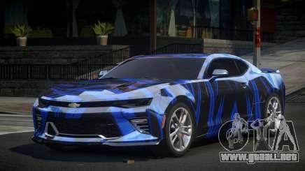 Chevrolet Camaro SP-U S10 para GTA 4