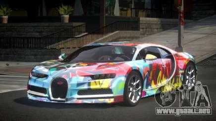 Bugatti Chiron U-Style S4 para GTA 4