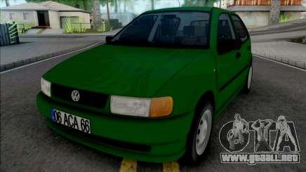 Volkswagen Polo (MRT) para GTA San Andreas