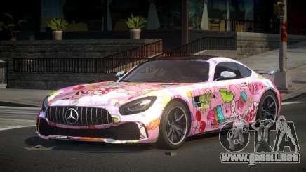 Mercedes-Benz C190 GT S10 para GTA 4
