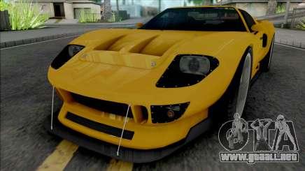 Ford GT40 Custom para GTA San Andreas