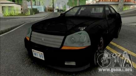 GTA IV Albany Presidente para GTA San Andreas
