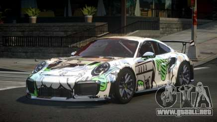Porsche 911 BS-U S6 para GTA 4