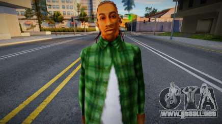 Ludacris Ped para GTA San Andreas