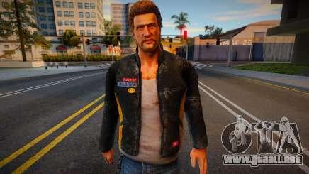 Greene from Dead Rising para GTA San Andreas
