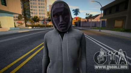 Male Random Leader Squid Game para GTA San Andreas