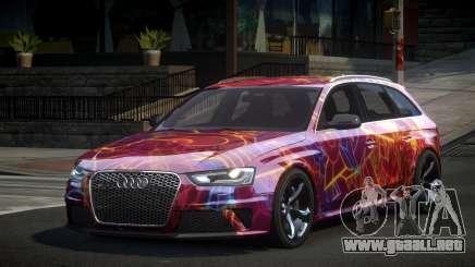 Audi RS4 U-Style S2 para GTA 4