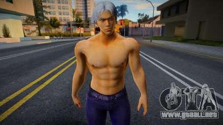 Lee New Clothing 2 para GTA San Andreas