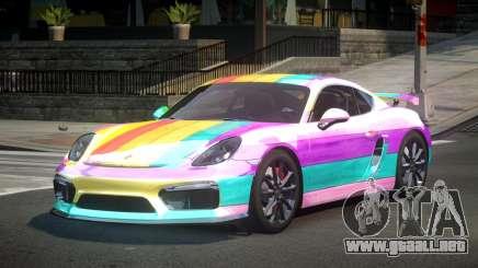 Porsche Cayman Qz S8 para GTA 4