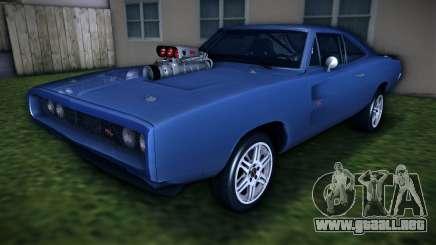 Dodge Charger RT 70 para GTA Vice City