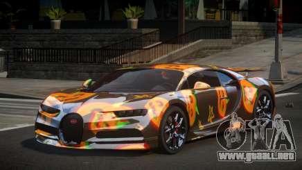 Bugatti Chiron GT S4 para GTA 4