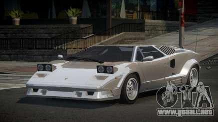 Lamborghini Countach 25th para GTA 4