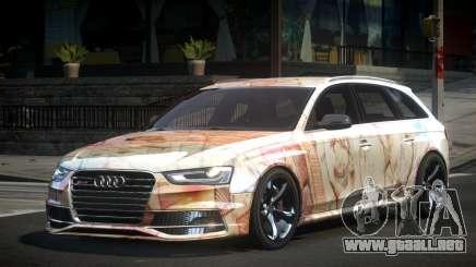Audi RS4 U-Style S3 para GTA 4