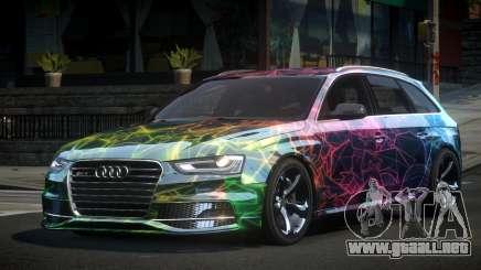 Audi RS4 U-Style S4 para GTA 4