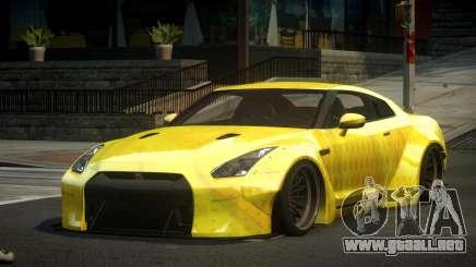 Nissan GT-R ZR S1 para GTA 4